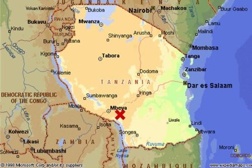 The School Tanzania Teaching Foundation - Where is tanzania located